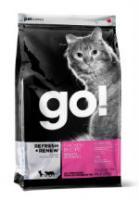 Go Natural Chicken Cat Recipe Гоу Беззерновой сухой корм для котят и Кошек с Цельной Курицей, фруктами и овощами