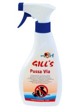 Gills Отпугивающий Спрей «GILLS PUSSA VIA» для кошек и собак