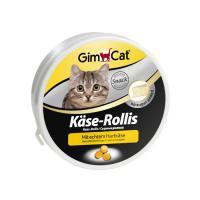 Gimcat «K?se-Rollis» Витаминизированные Сырные шарики для кошек, 400 шт