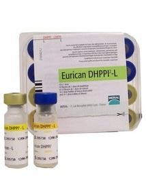 Вакцина Эурикан DHPPI2-L Вакцина, защищающая собаку от чумы, аденовироза, парвовироза, парагриппа типа 2 и лептоспироза собак