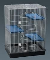 YUODA Клетка для кошек, хорьков, шиншилл и крупных грызунов
