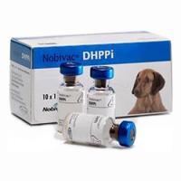 Intervet Нобивак DHPPI вакцина для собак