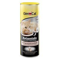 Gimcat «Katzentabs» Таблетки с маскарпоне и биотином для кошек,  710 шт