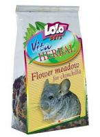 Lolo Pets Herbal Flower Meadow Хербал Цветущий луг для шиншилл