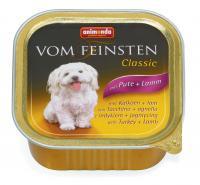 Animonda Vom Feinsten консервы с индейкой и ягненком для взрослых собак