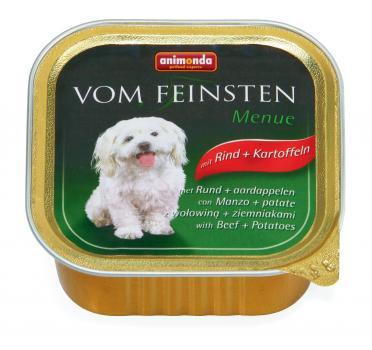 Animonda Vom Feinsten консервы с говядиной и картошкой