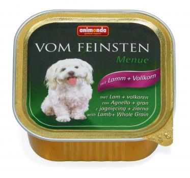 Animonda Vom Feinsten Анимонда консервы с ягненком и цельными зернами