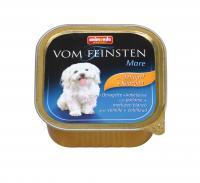 Animonda Vom Feinsten консервы для взрослых собак с домашней птицей и треской