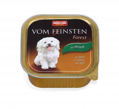 Animonda Vom Feinsten Консервы с олениной для взрослых собак