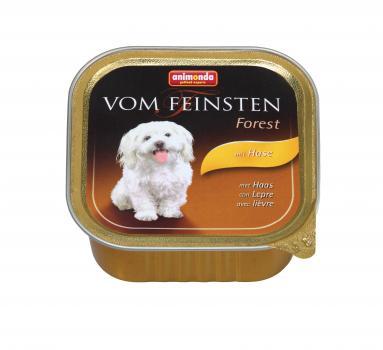 Animonda Vom Feinsten Консервы с кроликом для взрослых собак