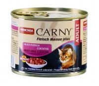 Animonda CARNY Adult Анимонда Корм влажный коктейль из разных сортов мяса для взрослых кошек