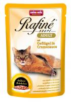 Animonda Rafine Soupe Adult Анимонда Корм влажный Коктейль  из домашней птицы в сливочном соусе для взрослых кошек