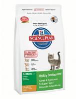 Hill?s™ Science Plan™ Kitten Healthy Development™ Chicken для котят с Курицей