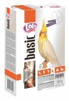 Lolo Pets Food Complete Лоло Петс Полнорационный корм для средних попугаев