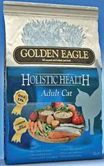 Golden Eagle Holistic Adult Cat 32/21 сухой корм для взрослых кошек Голден Игл Холистик Эдалт Кэт