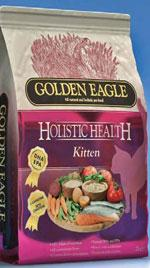 Golden Eagle Holistic Kitten Formula 34/22 сухой корм для котят Голден Игл Холистик для котят