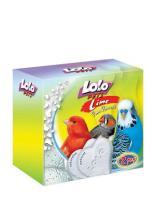 LoLo Pets Mineral block for birds- Natural Минеральный камень натуральный для птиц