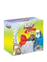 LoLo Pets Mineral block for birds- Shells Минеральный камень с ракушками для птиц