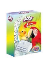 LoLo Pets Mineral block for birds- Natural XL Минеральный камень натуральный для птиц XL