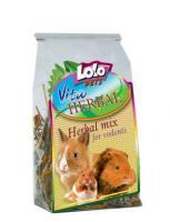 Lolo Pets Herbal Mix Хербал Смесь лекарственных трав для грызунов