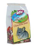 Lolo Pets Herbal Chinchilla Feast  Хербал Трапеза для шиншилл