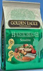 Golden Eagle Holistic Sensitive Cat 43/19 беззерновой сухой корм для чувствительных кошек Голден Игл Холистик Сенситив Кэт
