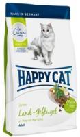 Happy Cat Сухой корм Для кошек Sensitive Grainfree Кролик