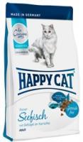 Happy Cat Сухой корм Для кошек La Cuisine Морская рыба