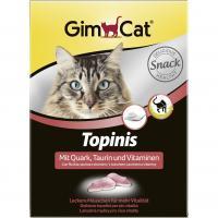 """Gimcat «Topinis» Витаминизированные """"Мышки""""  с творогом и таурином, 190 шт."""