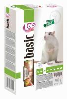 Lolo Pets Food Complete Rats Лоло Петс Полнорационный корм для декоративных крыс