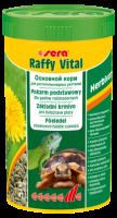 SERA Корм для растительноядных рептилий Раффи VITAL