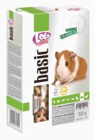 LoLo Pets Guinea Pig Food Complete Полнорационный корм для морских свинок
