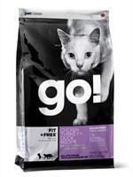Go Natural Grain Free Chicken, Turkey, Duck Cat Recipe - Гоу Натурал Беззерновой Сухой корм 4 вида мяса для кошек и котят