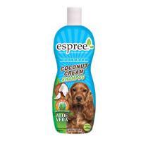 """Espree Шампунь питательный """"Кокосовый крем"""", для собак и кошек Coconut Cream Shampoo, 591мл"""