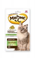 """Мнямс Хрустящие подушечки """"Здоровье и красота"""" для взрослых кошек"""