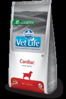 Farmina Vet Life CARDIAC Canine Фармина Вет Лайф Диета для собак при сердечной недостаточности