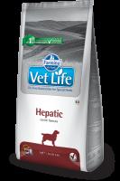 Farmina Vet Life HEPATIC Canine Фармина Вет Лайф Диета для собак при заболеваниях печени