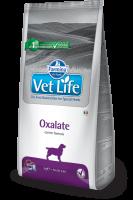 Farmina Vet Life OXALATE Canine Фармина Вет Лайф Диета для собак при мочекаменной болезни