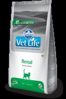 Farmina Vet Life RENAL Feline  Фармина Вет Лайф Диета для кошек при почечной недостаточности