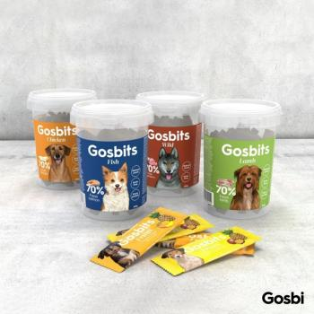 Gosbi Дентал палочки для чистки зубов собак