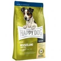 Happy dog Mini Сухой корм Для собак мелких пород с ягненком и рисом (Новая Зеландия)