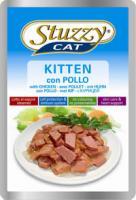 Stuzzy Cat Корм влажный Штуззи кэт паучи для котят