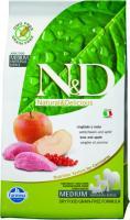 Farmina N&D Boar & Apple Adult Фармина Полнорационный корм для взрослых собак мелких пород  кабан, яблоко