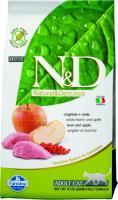 Farmina N&D Cat Boar & Apple Adult Фармина беззерновой сухой корм для взрослых кошек кабан, яблоко