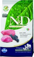 Farmina N&D Lamb & Blueberry Adult Фармина Полнорационный корм для взрослых собак ягненок, черника