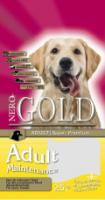 Nero Gold Adult Maintenance Неро Голд Сухой корм для взрослых собак: курица и рис