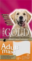 Nero Gold Adult Maxi Неро Голд Сухой корм для взрослых собак крупных пород