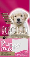 Nero Gold Puppy Maxi Неро Голд Сухой корм для щенков крупных пород: курица и рис
