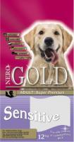 Nero Gold Sensitive Turkey Неро Голд Сухой корм для чувствительных собак: индейка и рис
