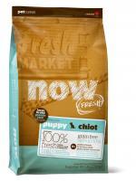 Now Natural Fresh Puppy Large Breed Recipe Grain Free Нау Беззерновой сухой корм для Щенков Крупных пород с Индейкой, Уткой и овощами